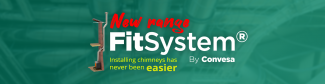 New FitSystem range by Convesa